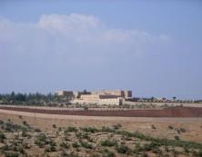 Blick auf Kloster Mor Gabriel (von Kaferbe aus)