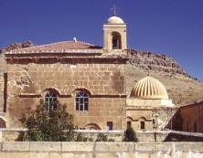 Kloster Kirche Deyrulzafaran