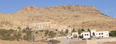 Kloster Hananya -  Deyrulzafaran bei Mardin