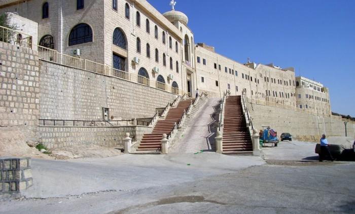 Das Syrisch Orthodoxe Kloster Mar Matthei im Nordirak