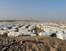 Flüchtlingscamp Domiz nahe Dohuk